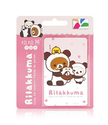 圖片 拉拉熊-悠遊卡(甜甜圈)