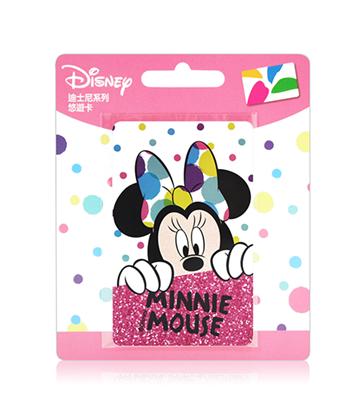 圖片 迪士尼系列悠遊卡-點點時尚-米妮