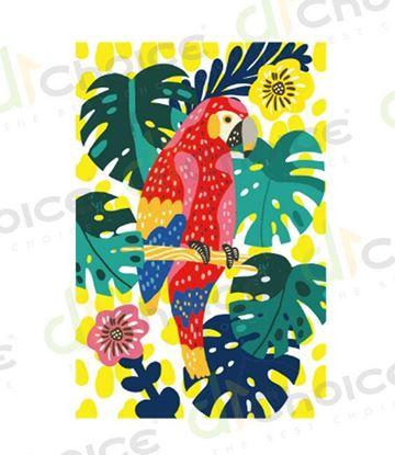 圖片 熱帶雨林-熱情黃(版權圖庫下載)