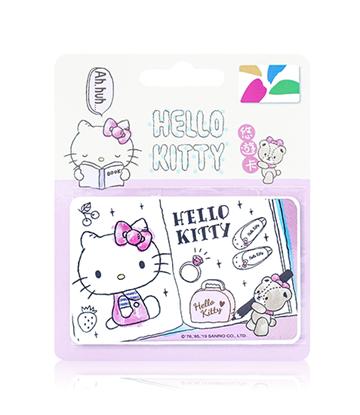 圖片 HELLO KITTY悠遊卡-塗鴉本