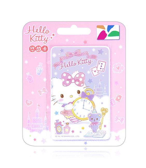 圖片 HELLO KITTY悠遊卡-魔法