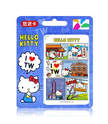 圖片 台灣悠遊卡-HELLO KITTY漫畫2