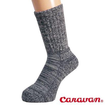 圖片 【日本Caravan】RL.Dralon MADARUX 登山襪 針織襪 (共3色)