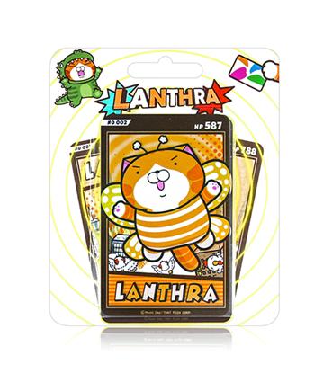圖片 白爛貓悠遊卡-決戰爛斯拉(橘)