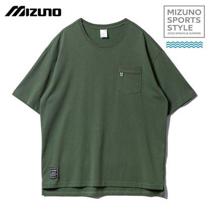 圖片 MIZUNO SPORTS STYLE 男款短袖T恤