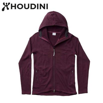 圖片 W`s Wooler Houdi 美麗諾女款羊毛外套