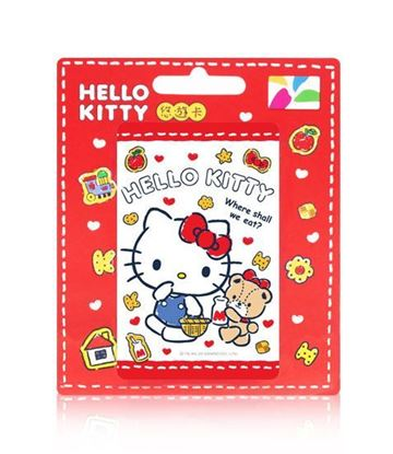 圖片 HELLO KITTY悠遊卡-分享餅乾