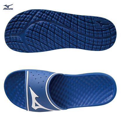 圖片 RELAX SLIDE 2 運動款拖鞋-藍款