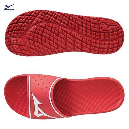 圖片 RELAX SLIDE 2 運動款拖鞋-紅款