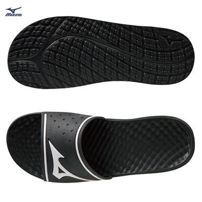圖片 RELAX SLIDE 2 運動款拖鞋-黑款
