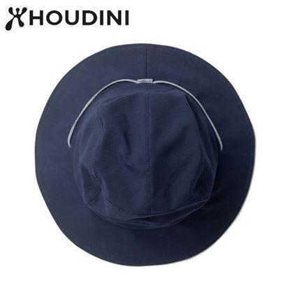 圖片 瑞典【Houdini】Gone Fishing Hat藍色幻想