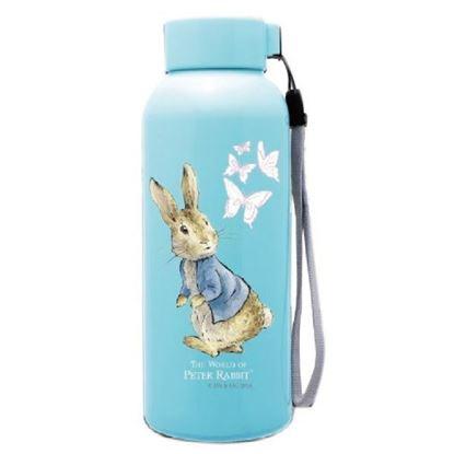 圖片 比得兔-雙層玻璃水瓶300cc