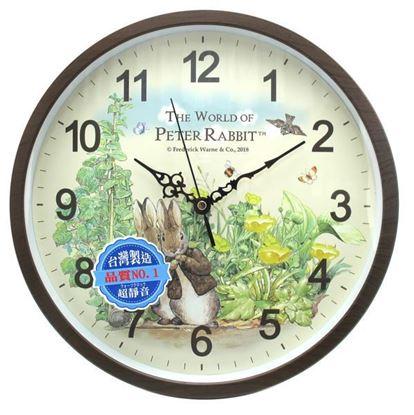 圖片 比得兔-與班傑明時鐘