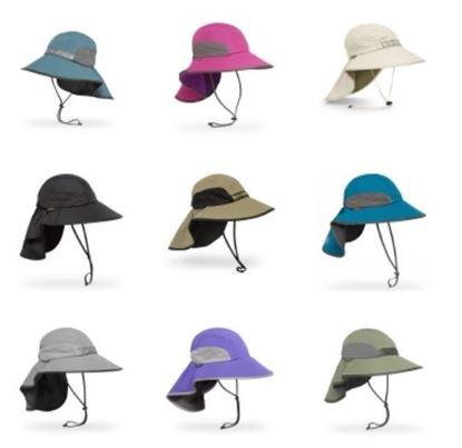 圖片 抗UV防潑透氣護頸探險家帽 Original Adventure