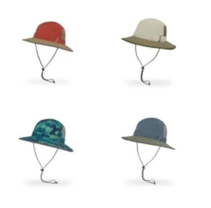 圖片 抗UV防曬透氣圓桶帽 Brushline Bucket