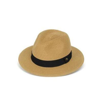 圖片 抗UV防曬透氣羅緞紳士帽 Havana Hat