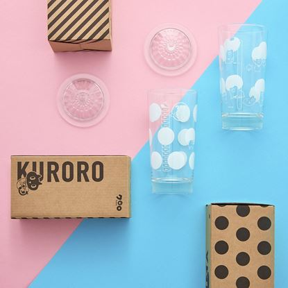 圖片 Kuroro Q萌時尚玻璃杯