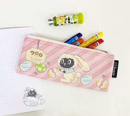 圖片 Kuroro 兔兔送貨員款—筆袋