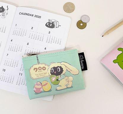圖片 Kuroro 兔兔送貨員款—零錢包