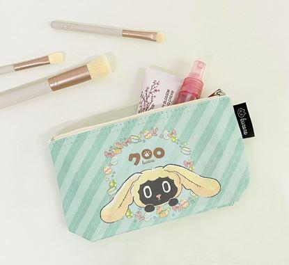 圖片 Kuroro 兔兔送貨員款—化妝包