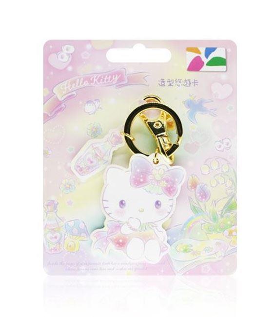 圖片 三麗鷗童話系列造型悠遊卡-HELLO KITTY