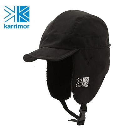 圖片 日系[ Karrimor ] Summit 3L Cap 保暖三層布保暖帽 黑