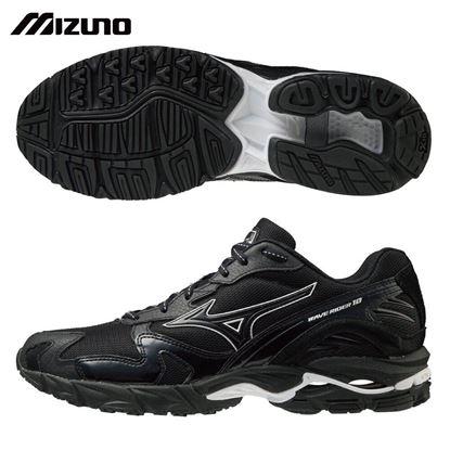 圖片 【美津濃MIZUNO】WAVE RIDER 10 男款運動風格休閒鞋