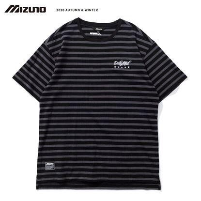 圖片 【美津濃MIZUNO】男款短袖T恤 (黑)