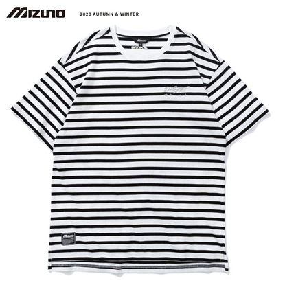 圖片 【美津濃MIZUNO】男款短袖T恤 (白)