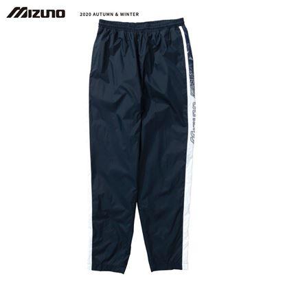 圖片 【美津濃MIZUNO】男款平織長褲(深丈青)