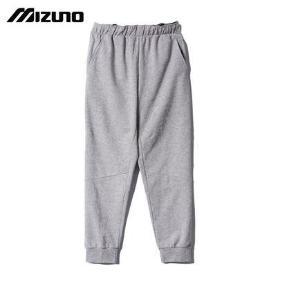 圖片 【美津濃MIZUNO】男款針織長褲 (灰)