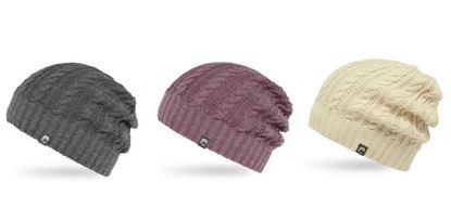 圖片 羊毛混紡針織保暖帽 VENUS