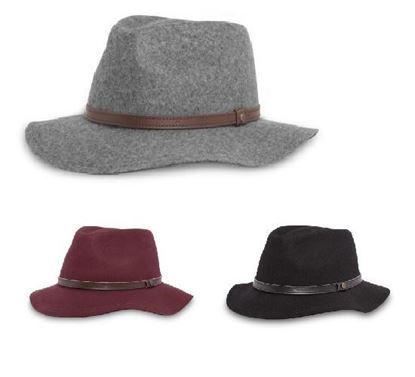 圖片 女 抗UV防潑紳士帽 Tessa