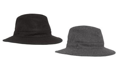 圖片 抗UV保暖毛呢圓盤帽 Charter Cold Front