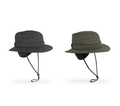 圖片 抗UV防潑保暖遮耳紳士帽 Alpine