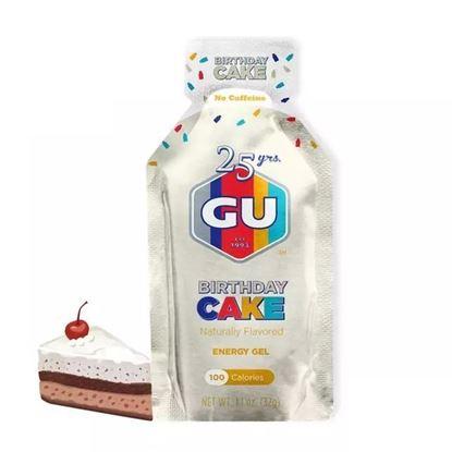 圖片 GU Energy Gel 生日蛋糕 Birthday Cake