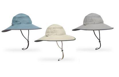 圖片 抗UV防曬透氣寬簷圓盤帽 Latitude Hat