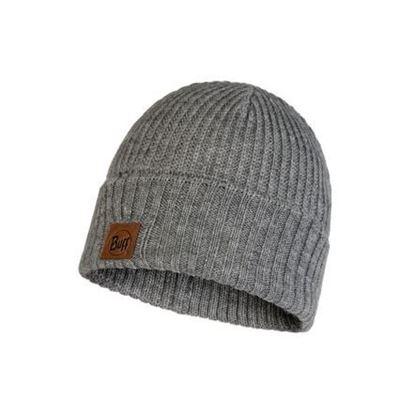 圖片 【BUFF】RUTGER-針織保暖帽 迷霧灰