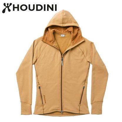 圖片 瑞典【Houdini】M`s Power Houdini 男款Power Stretch® Pro™保暖外套 牛奶糖
