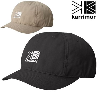 圖片 日系[ Karrimor ]logo cap