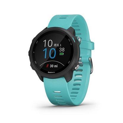 圖片 【GARMIN】Forerunner 245 Music GPS 智慧跑錶 音樂版 天藍色