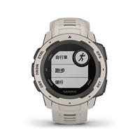 圖片 【GARMIN】Instinct 軍規GPS運動腕表 凍原白