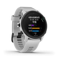 圖片 【GARMIN】Forerunner 745 GPS智慧心率跑錶 簡約白