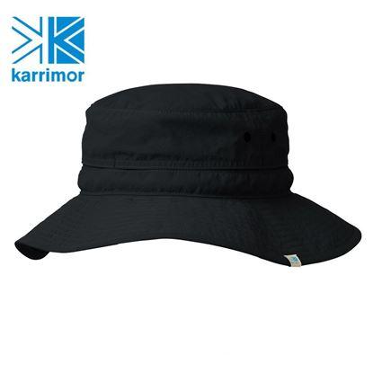 圖片 日系[ Karrimor ] ventilation classic ST 透氣圓盤帽 - 黑