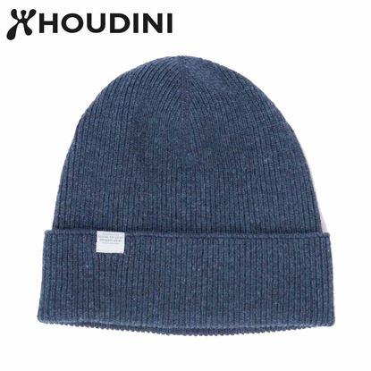 圖片 瑞典【Houdini】Zissou Hat 中性羊毛毛帽 - 爆炸藍