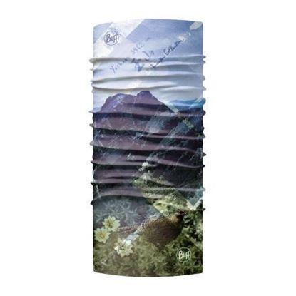 圖片 【BUFF】台灣五嶽系列-玉山-Coolnet抗UV頭巾