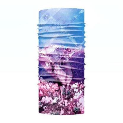 圖片 【BUFF】台灣五嶽系列-雪山-Coolnet抗UV頭巾