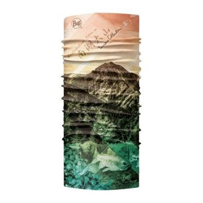 圖片 【BUFF】台灣五嶽系列-南湖大山-Coolnet抗UV頭巾