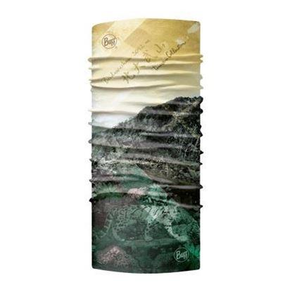 圖片 【BUFF】台灣五嶽系列-北大武山-Coolnet抗UV頭巾