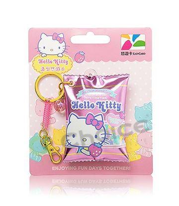 圖片 三麗鷗糖果造型悠遊卡-HELLO KITTY-B